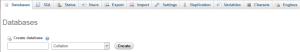 arduino save data to database